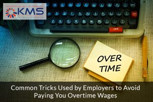 Overtime wages theft