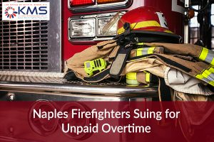 Naples Firefighters Suing for Unpaid Overtime